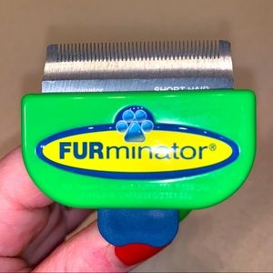 Furminator for Dogs Short Hair DeShedding Tool
